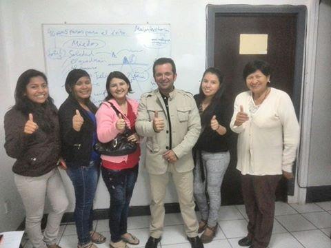 Mujeres Exitosas curso diciembre 2015 en Ia