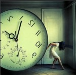 Foto de reloj de tiempo